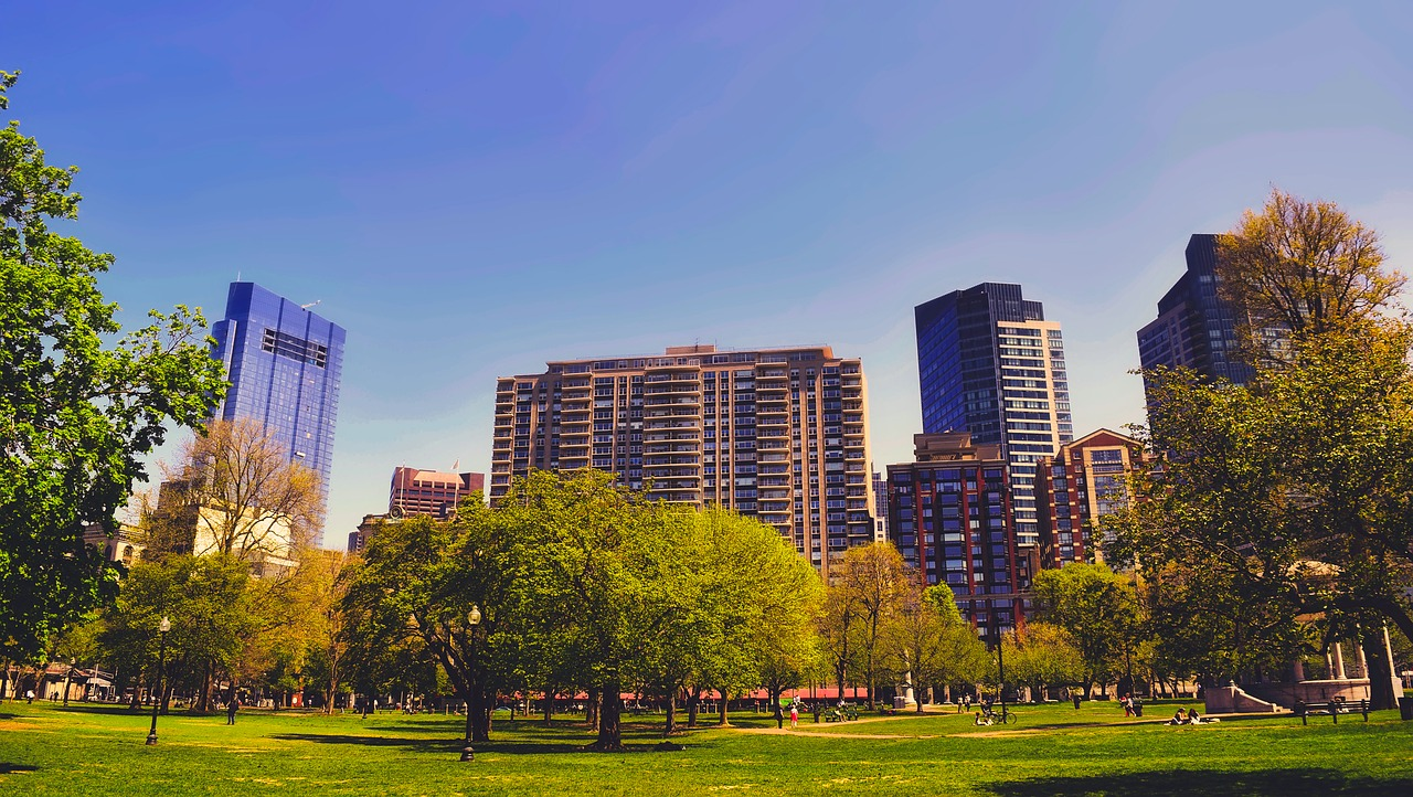 itinerario New England: Boston
